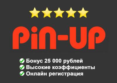 Pin UP рейтинг букмекера